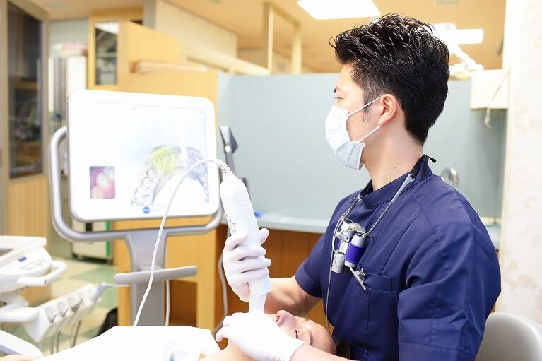 アライナー作製のための歯型取り